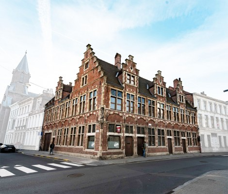 GentHoogstraat 33 - 37