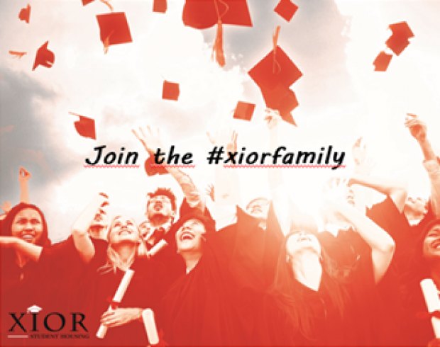 Join the #xiorfamily! Xior zkt. Legal Counsel