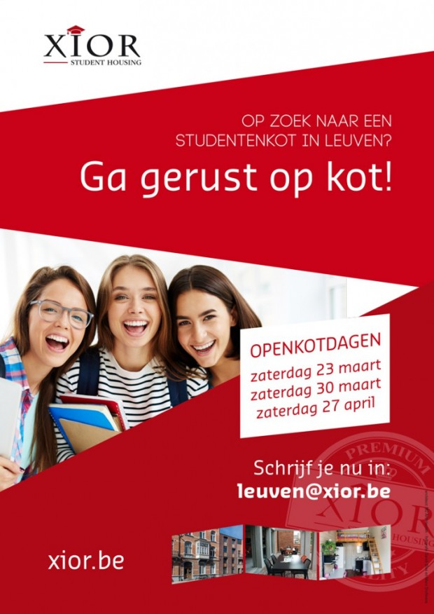 OPEN DAYS LEUVEN 2019