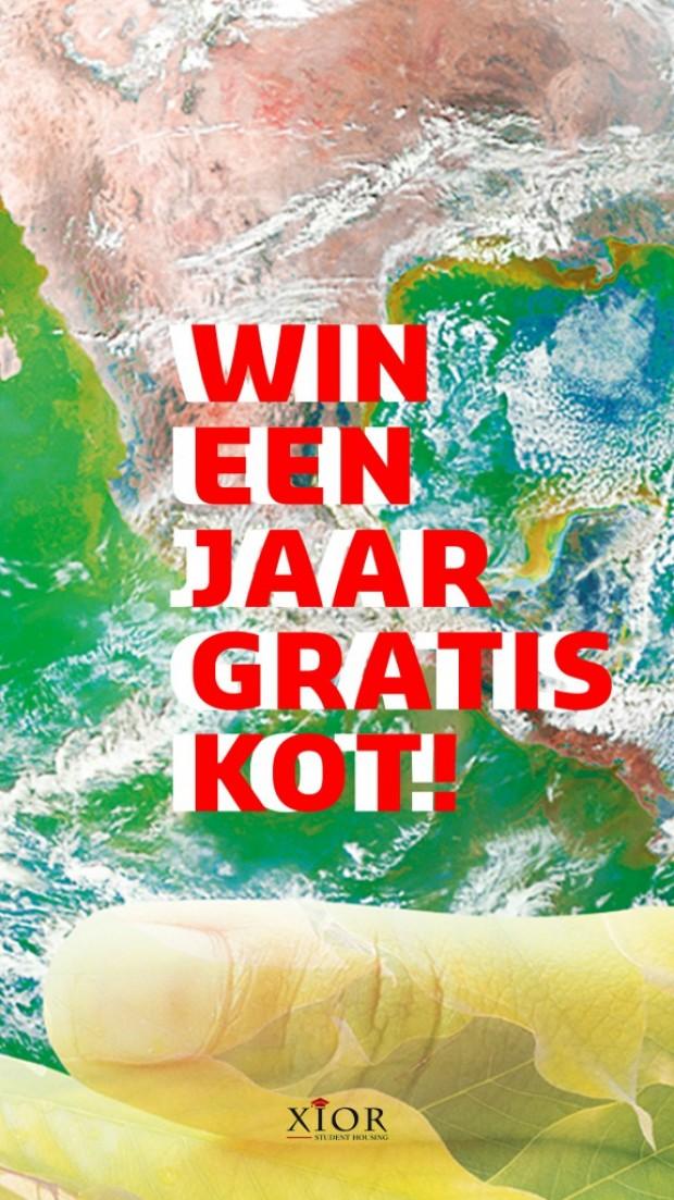 WIN 1 JAAR GRATIS!