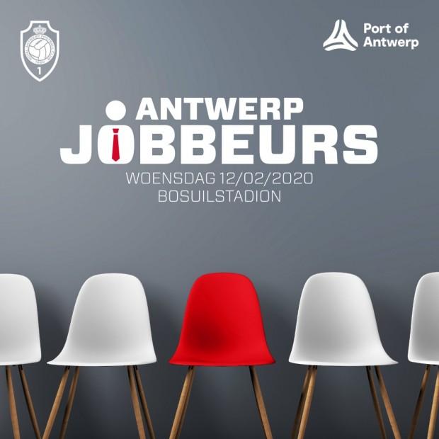 Eerste editie van de Antwerp Jobbeurs