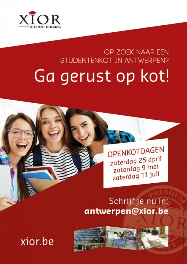 OPEN HOUSE DAYS ANTWERP 2020
